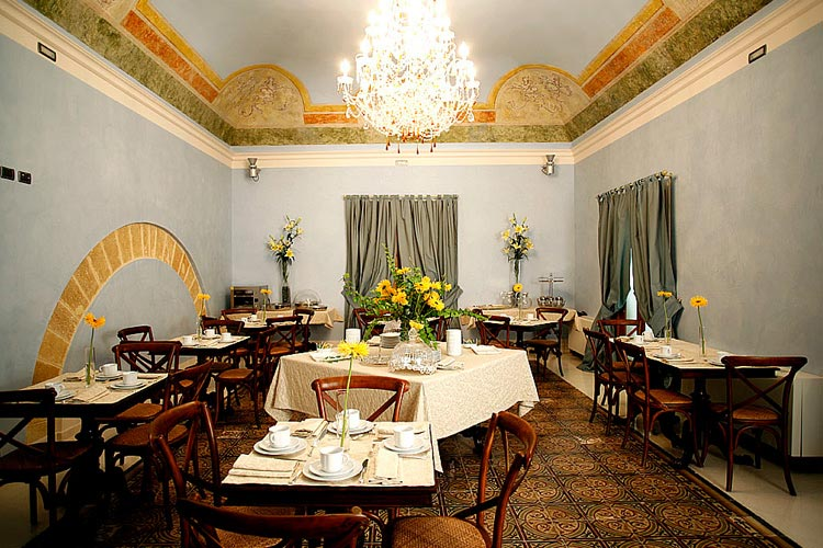 Breakfast Room - Hotel Carmine - Marsala