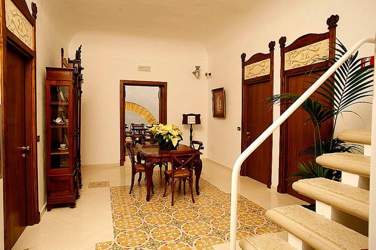 Salon - Hotel Carmine - Marsala