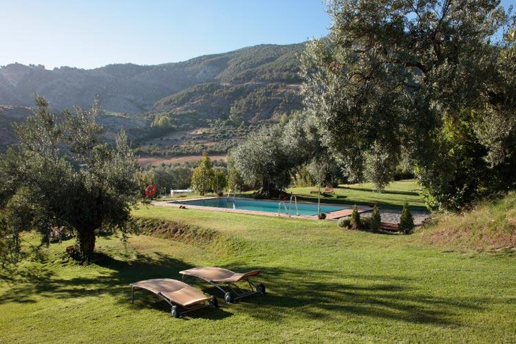 Swimming-Pool - La Almunia del Valle - Grenade