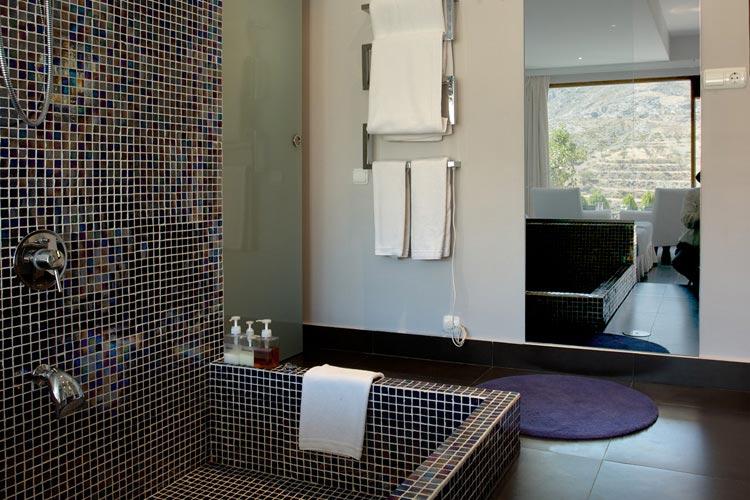 Bathroom - La Almunia del Valle - Grenade