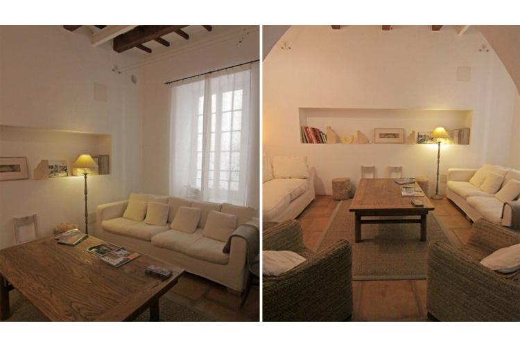 Lounge - Hotel Tres Sants - Ciudadella