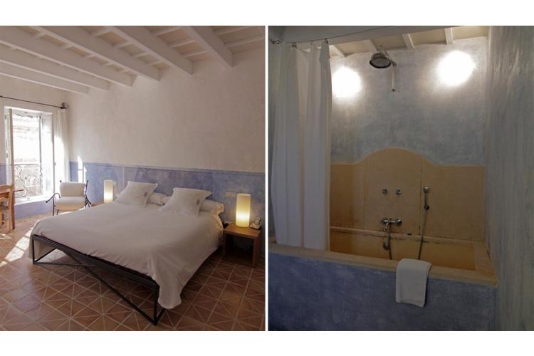 El Carme Room - Hotel Tres Sants - Ciudadella