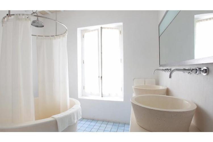Bathroom - Hotel Tres Sants - Ciudadella