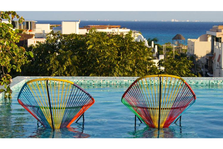 Swimming Pool - Be Playa - Playa del Carmen