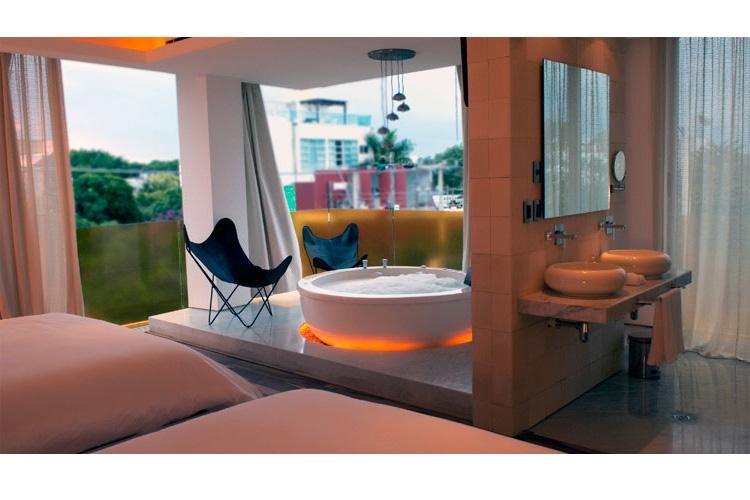 Junior Suite - Be Playa - Playa del Carmen