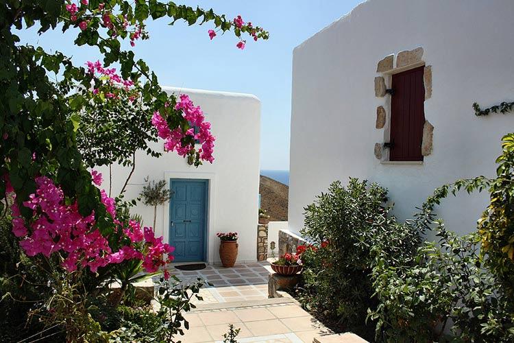 Exteriors - Tholaria Boutique Hotel - GREECE