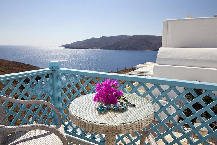Luxury Studio Htenia - Tholaria Boutique Hotel - GREECE