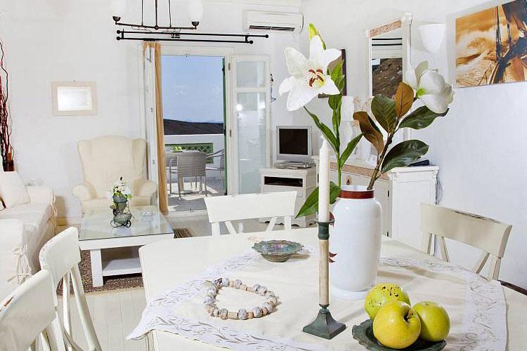 Family Suite Asvestoti - Tholaria Boutique Hotel - GREECE