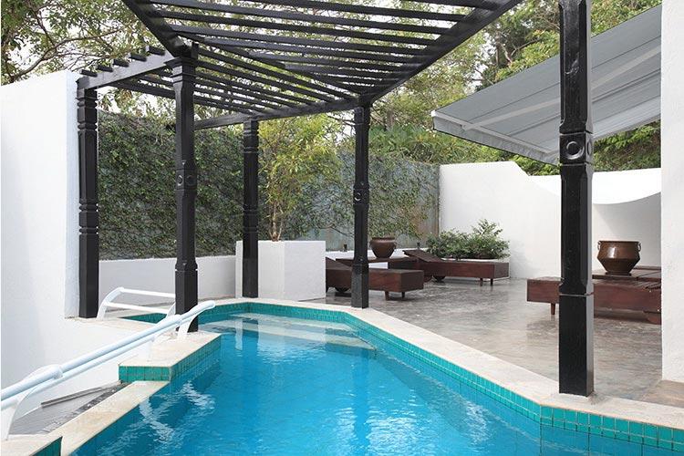Pool - Ceilao Villas - Colombo