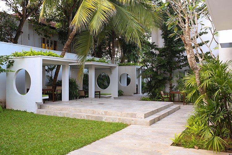 Porch - Ceilao Villas - Colombo