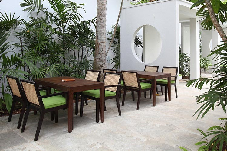 Terrace - Ceilao Villas - Colombo