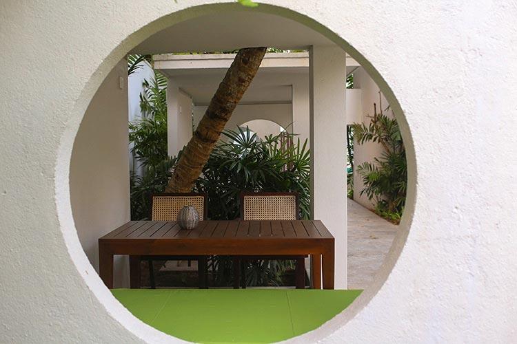 Detail - Ceilao Villas - Colombo