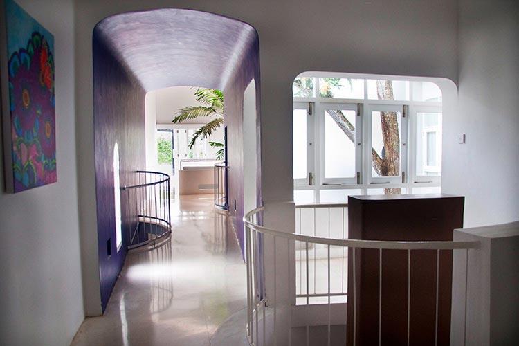 Corridor - Ceilao Villas - Colombo