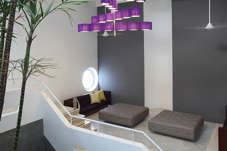 Living Room - Ceilao Villas - Colombo