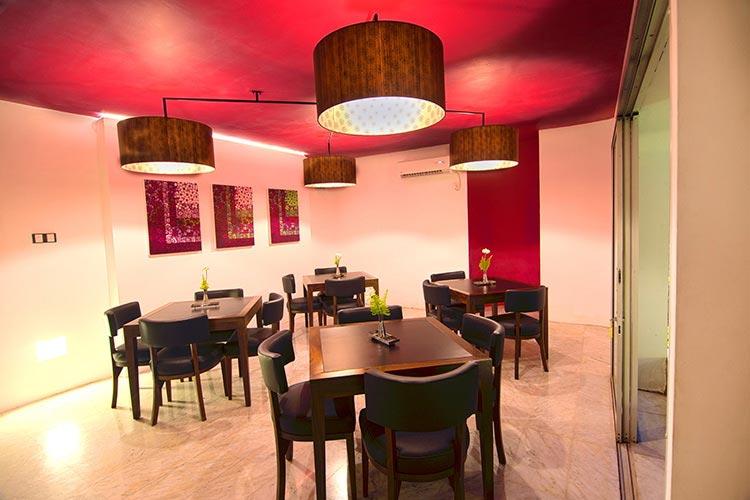 Breakfast Room - Ceilao Villas - Colombo