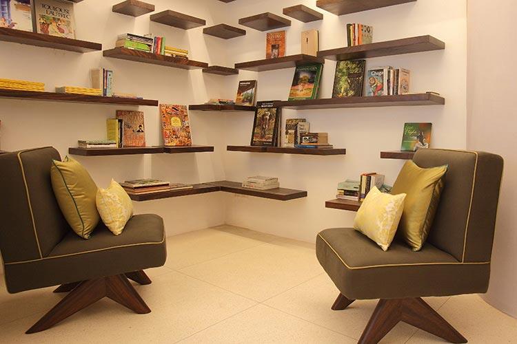 Library - Ceilao Villas - Colombo