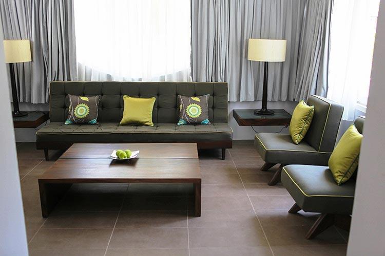 The Imperial Suite - Ceilao Villas - Colombo