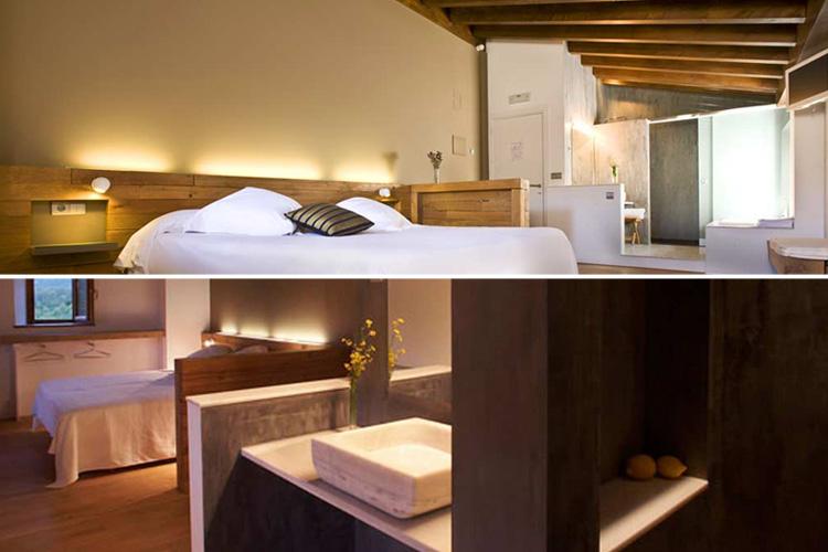 Room 3 - Hotel Mas Mariassa - Pratdip
