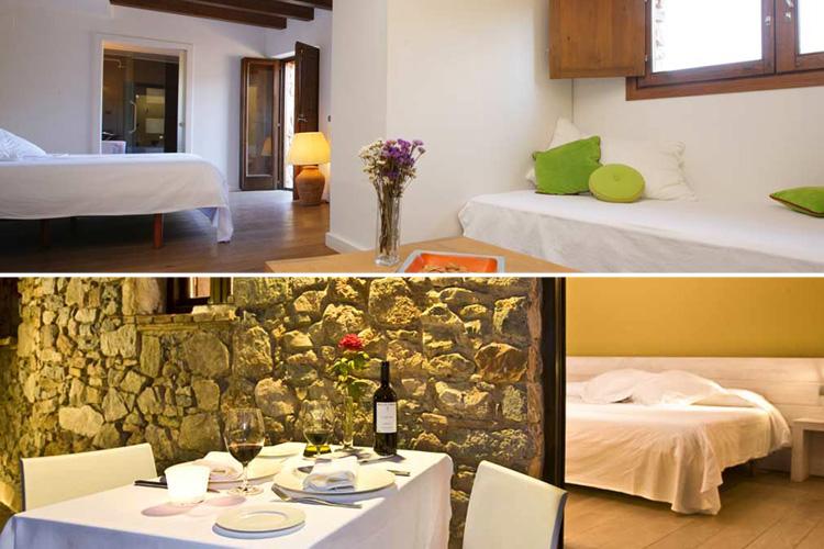 Room 5 - Hotel Mas Mariassa - Pratdip