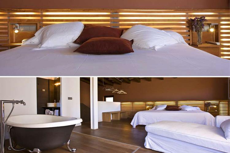 Room 7 - Hotel Mas Mariassa - Pratdip