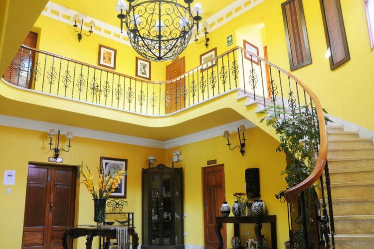 Hall - Casa Arequipa - Arequipa