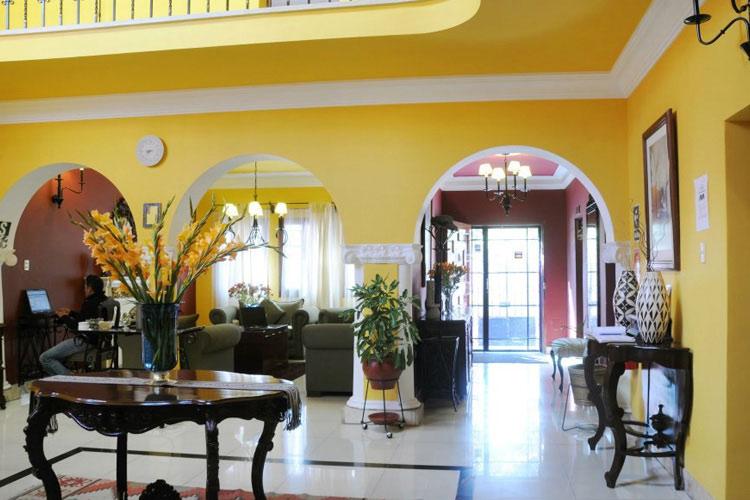Interiors - Casa Arequipa - Arequipa