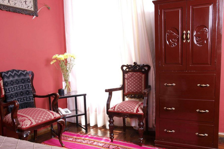 Andean Room - Casa Arequipa - Arequipa