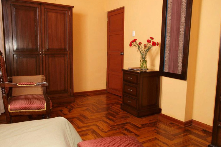 Weaving Room - Casa Arequipa - Arequipa