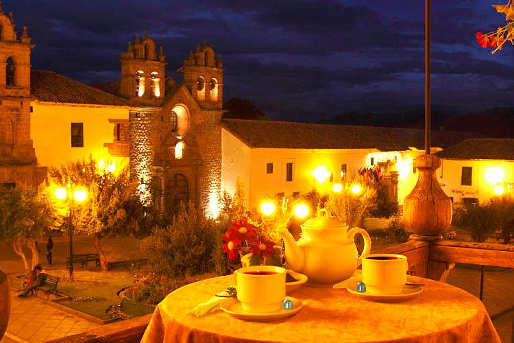 Yellow Room - Fallen Angel - Cusco