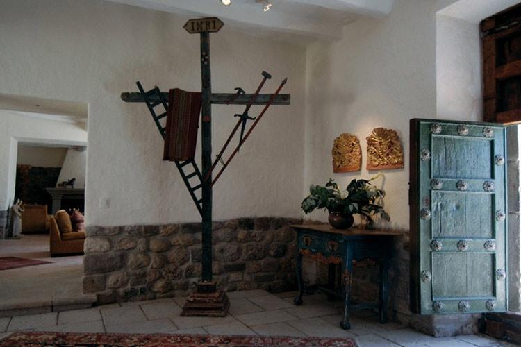 Entrance - Inkaterra La Casona - Cusco