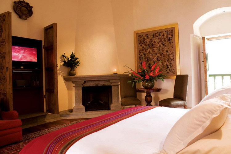 Balcon Suite - Inkaterra La Casona - Cusco