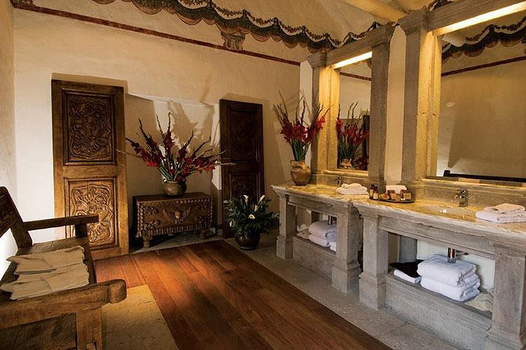 Bathroom - Inkaterra La Casona - Cusco