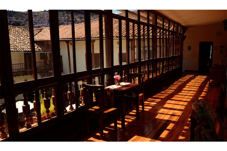 Common Areas - Unaytambo - Cusco