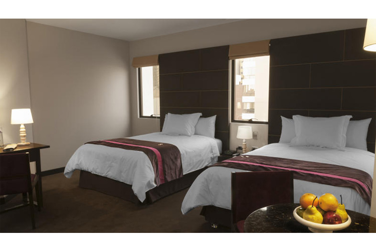Deluxe Twin Room - Arawi Hotel - Lima