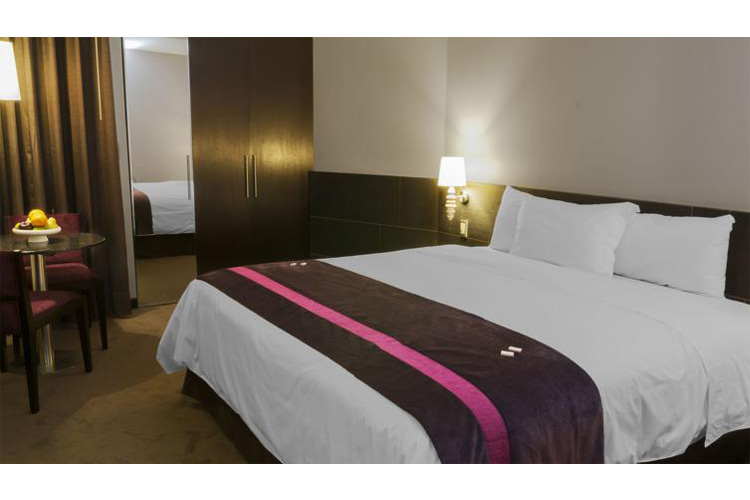 Deluxe Double Room - Arawi Hotel - Lima