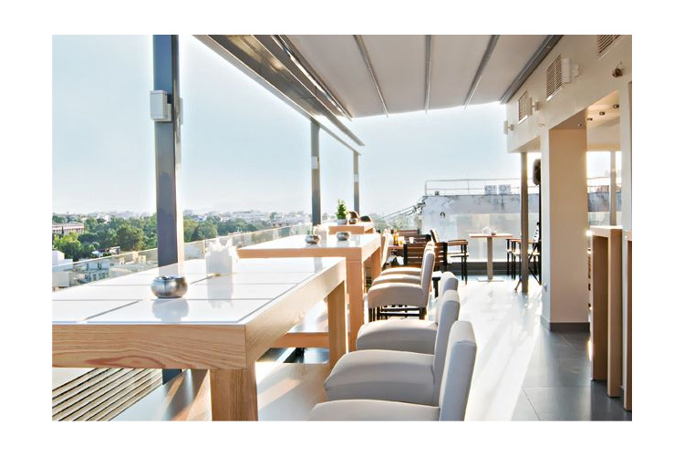 Terrace - A for Athens - Atenas