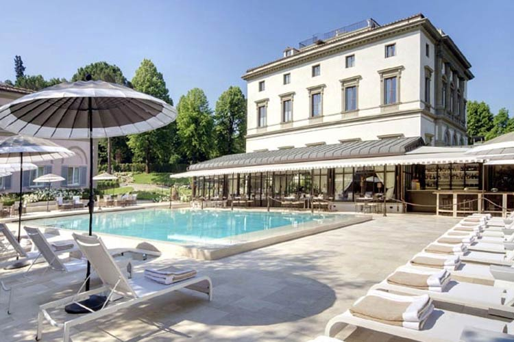Grand hotel villa cora a boutique hotel in florence for Great small hotels italy