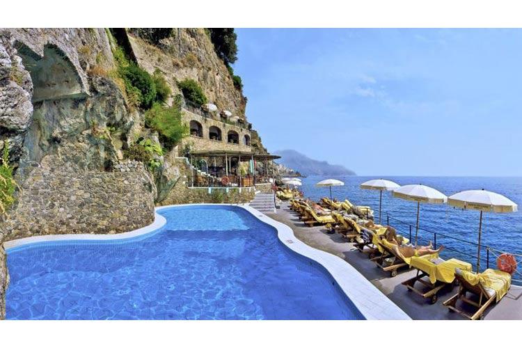 General View - Hotel Santa Caterina - Amalfiküste