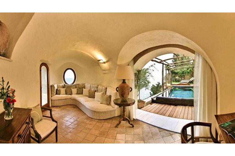 Interiors - Hotel Santa Caterina - Amalfiküste