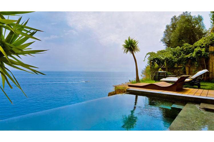 Swimming Pool - Hotel Santa Caterina - Amalfiküste
