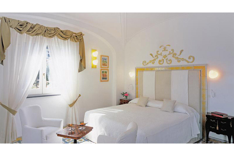 Deluxe Double or Twin Room with Sea View - Hotel Santa Caterina - Amalfi Coast