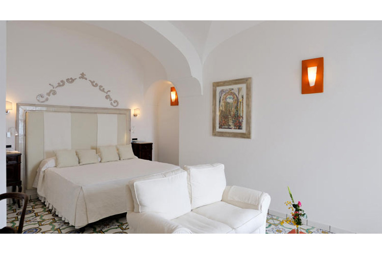 Executive Junior Suite with Sea View - Hotel Santa Caterina - Amalfiküste
