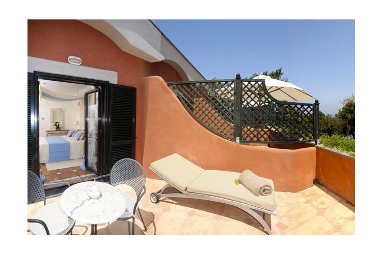 Superior Double Park - Mezzatorre Resort & Spa - Capri, Ischia und Procida