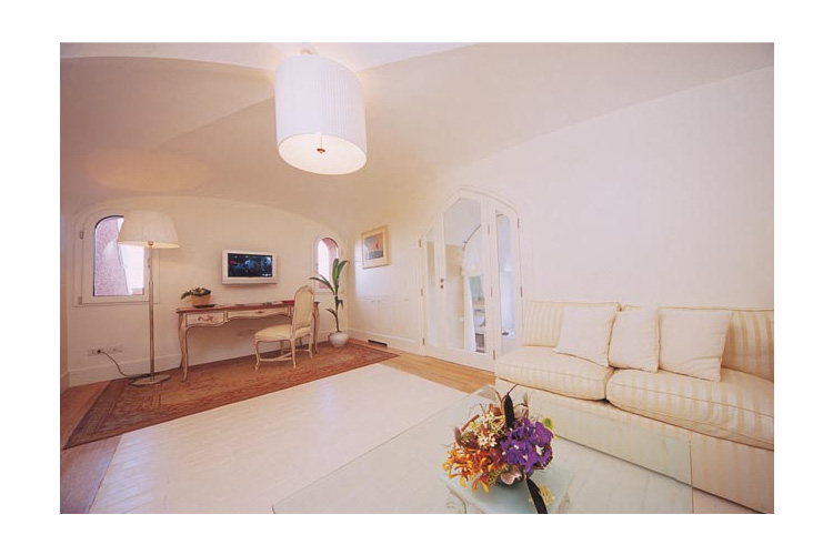 Grand Suite Tower - Mezzatorre Resort & Spa - Capri, Ischia und Procida