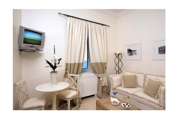 Junior Suite Tower - Mezzatorre Resort & Spa - Capri, Ischia und Procida