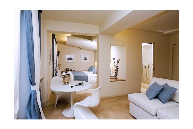 Deluxe Suite Tower - Mezzatorre Resort & Spa - Capri, Ischia und Procida