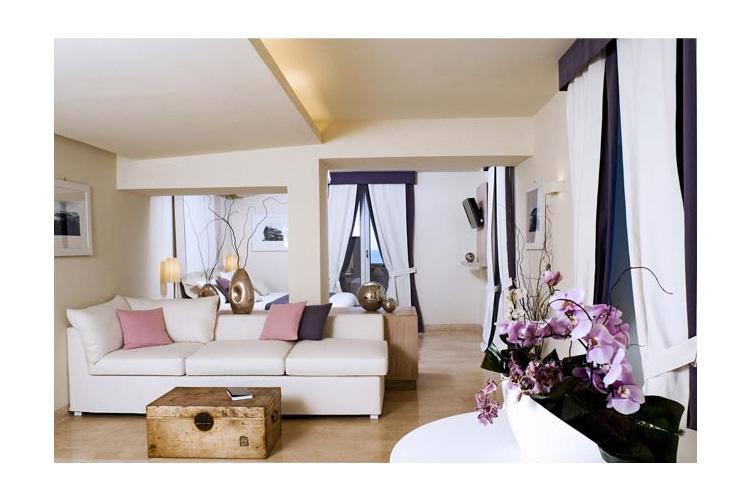 Deluxe Bellevue Suite Tower - Mezzatorre Resort & Spa - Capri, Ischia und Procida