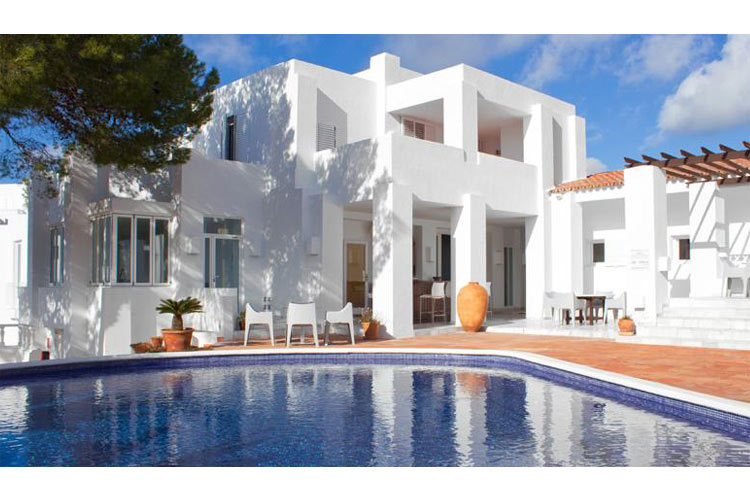 Small Boutique Hotels Ibiza