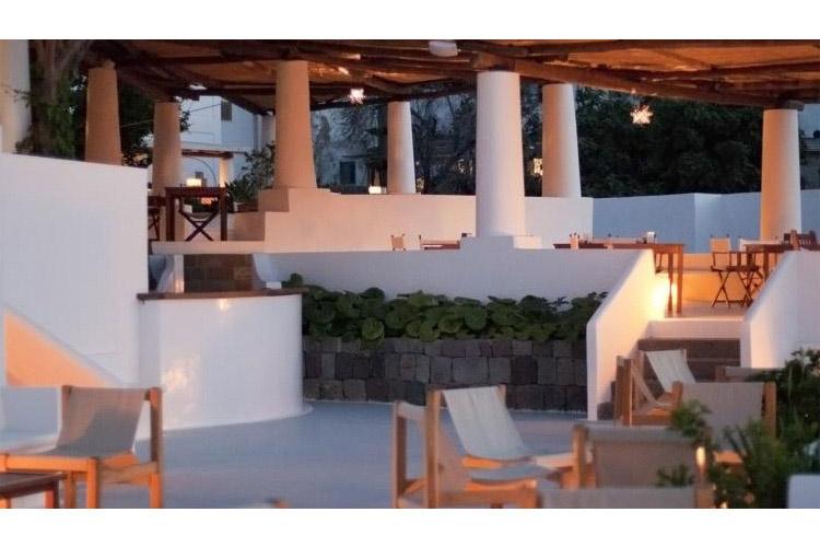 Terrace - Hotel Cincotta - Panarea