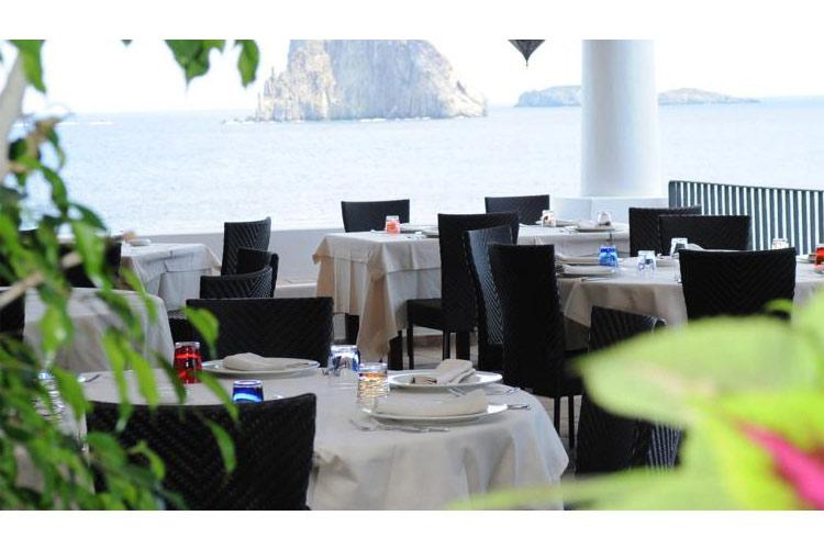 Restaurant - Hotel Cincotta - Panarea